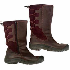 Keen Winthrop ll Waterproof Nubuck Leather Boots